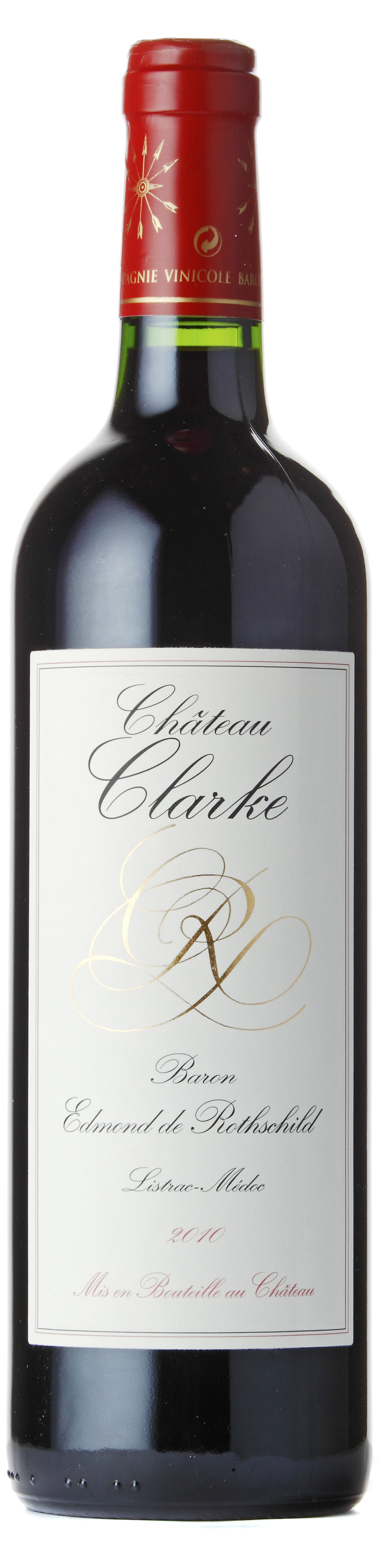 Ch teau clarke 2010 expert wine ratings and wine reviews for Chateau clarke