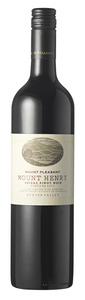 Mount Pleasant Mount Henry Shiraz Pinot Noir 2011, Hunter Valley Bottle