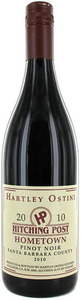 Hitching Post Hometown Pinot Noir 2010, Santa Barbara County Bottle