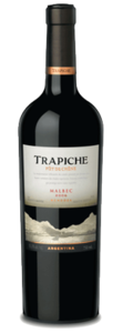 Trapiche Malbec Reserve 2011, Mendoza Bottle