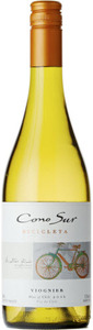 Cono Sur Bicicleta Viognier 2012, Chile Bottle