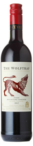 The Wolftrap Syrah/Mourvèdre/Viognier 2012, Western Cape Bottle