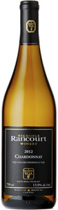Vignoble Rancourt Chardonnay 2012, VQA Niagara Peninsula Bottle