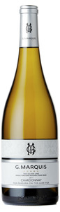 G. Marquis The Silver Line Chardonnay Single Vineyard Niagara Stone Road 2011, Niagara On The Lake Bottle