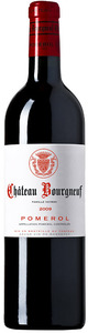 Château Bourgneuf 2009, Ac Pomerol Bottle