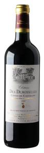 Château Des Demoiselles Castillon 2009, Ac Côtes Du Bordeaux Bottle