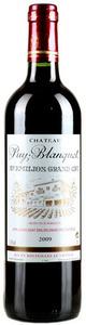 Château Puy Blanquet 2009, Ac Saint émilion Bottle