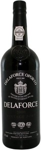 Delaforce Vintage Port 2000 Bottle
