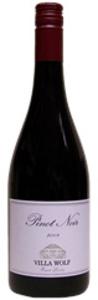 Villa Wolf Pinot Noir 2011, Pfalz Bottle