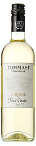 Tommasi Le Rosse Pinot Grigio 2012, Igt Delle Venezie Bottle