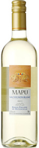 Mapu Reserva Sauvignon Blanc 2011, Maipo Valley Bottle
