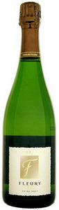 Fleury Extra Brut Champagne 1995 Bottle
