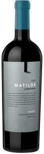 Lamadrid Matilde Single Vineyard Malbec 2007, Agrelo, Luján De Cuyo, Mendoza Bottle