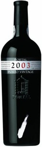 Quinta Do Portal Vintage Port 2003 Bottle