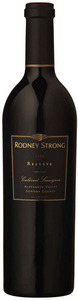 Rodney Strong Reserve Cabernet Sauvignon 2009, Alexander Valley, Sonoma County Bottle