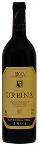 Urbina Gran Reserva Especial 1994, Doc Rioja Bottle