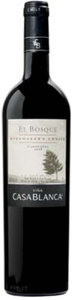 Viña Casablanca El Bosque Carmenère 2010, Winemaker's Choice, Rapel Valley Bottle