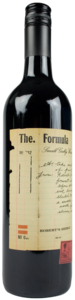 Small Gully The Formula Robert's Shiraz 2009, South Australia Bottle