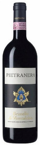 Pietranera Brunello Di Montalcino 2007 Bottle