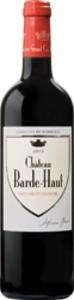 Château Barde Haut 2009, Ac Saint émilion, Grand Cru Classé Bottle
