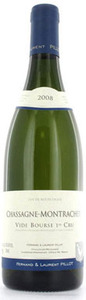 F & L Pillot Chassagne Montrachet Vide Bourse Premier Cru 2010 Bottle