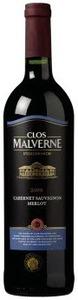 Clos Malverne Cabernet Sauvignon/Merlot 2011, Wo Stellenbosch Bottle