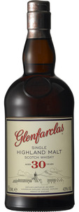 Glenfarclas 30 Years Old Highland Single Malt, Speyside (700ml) Bottle