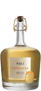 Poli Cleopatra Moscato Oro Grappa, Italy (700ml) Bottle