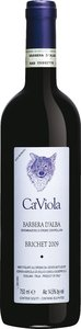 Ca'viola Brichet Barbera D'alba 2010 Bottle