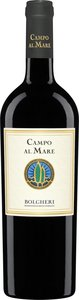 Campo Al Mare Bolgheri 2010, Doc Bottle