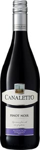Canaletto Pinot Noir Bottle