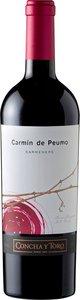 Carmin De Peumo Carmenère 2007 Bottle