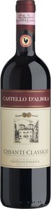Castello D'albola Chianti Classico Bottle