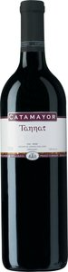 Catamayor Tannat 2011, San Jose Bottle