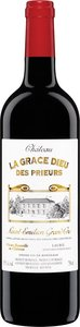 Château La Grâce Dieu Des Prieurs 2010, Saint Emilion Grand Cru Bottle