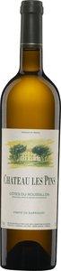 Château Les Pins 2010, Côtes Du Roussillon Bottle