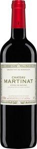 Château Martinat 2009, Côtes De Bourg Bottle