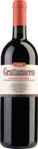 Colle Massari Grattamacco Bolgheri Superiore 2008 Bottle