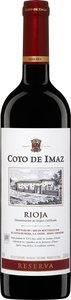 Coto De Imaz Reserva 2008, Doca Rioja Bottle