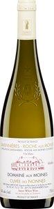 Domaine Aux Moines Cuvée Des Nonnes 2011 Bottle
