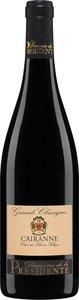 Domaine De La Présidente Grands Classiques Cairanne 2011 Bottle