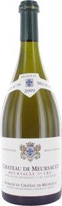Domaine Du Château De Meursault Meursault Premier Cru 2009 Bottle
