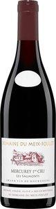Domaine Du Meix Foulot Mercurey Premier Cru Les Saumonts 2009 Bottle