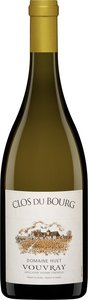 Domaine Huet Le Clos Du Bourg Vouvray Sec 2011 Bottle