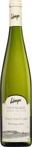 Domaine J. Loberger Pinot Gris Weingarten 2011 Bottle