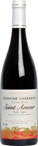 Domaine Lassagne Saint Amour Vieilles Vignes 2011 Bottle