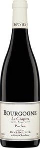 Domaine René Bouvier Bourgogne Pinot Noir Le Chapitre 2011 Bottle