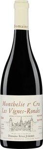 Domaine Rémi Jobard Monthélie Premier Cru Les Vignes Rondes 2010 Bottle