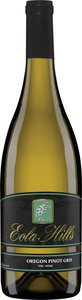 Eola Hills Pinot Gris 2012 Bottle