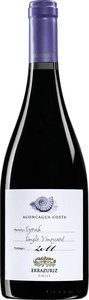 Errazuriz Aconcagua Costa Single Vineyard Syrah 2011, Aconcagua Costa Bottle